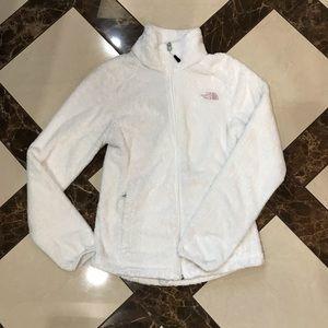White North Face Osito Jacket XS